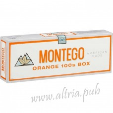 Montego Orange 100's [Box]