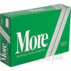 More Menthol 120's [Soft Pack]