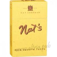 Nat Sherman Yellow King's [Box]