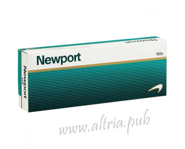 Newport 100's [Soft Pack]