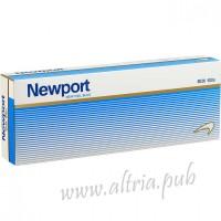 Newport Menthol Blue 100's [Box]