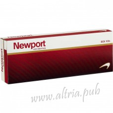 Newport Non-Menthol Red 100's [Box]