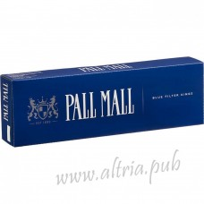 Pall Mall King Blue [Box]