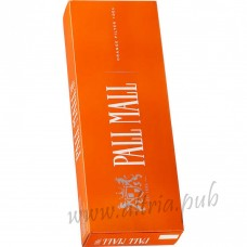 Pall Mall Orange 100's [Box]