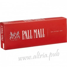 Pall Mall Red 100's [Box]