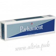 Parliament Silver [Pack Box]