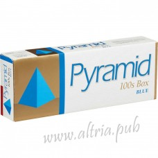 Pyramid Blue 100's [Box]