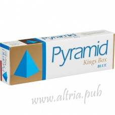 Pyramid King Blue [Box]