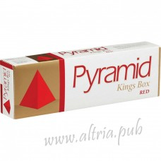 Pyramid King Red [Box]