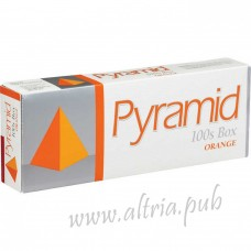 Pyramid Orange 100's [Box]