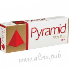 Pyramid Red 100's [Box]
