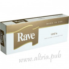 Rave Gold 100's [Box]