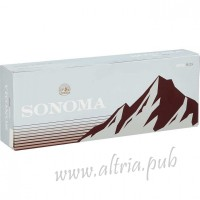 Sonoma Blue 100's [Box]