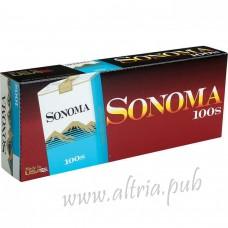 Sonoma Blue 100's [Soft Pack]