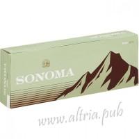 Sonoma Green 100's Menthol [Box]