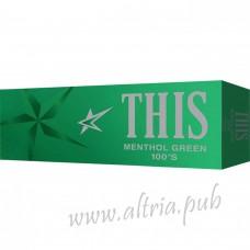 THIS Menthol Green 100 [Box]