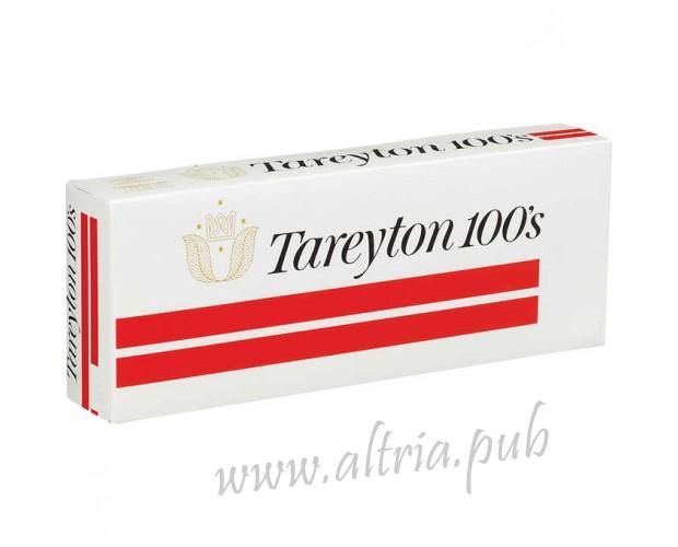 Tareyton 100's [Soft Pack]