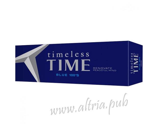 Timeless Time Blue 100 [Box]