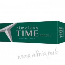 Timeless Time Menthol 100 [Box]