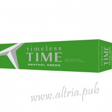 Timeless Time Menthol Green King [Box]
