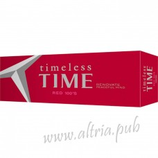 Timeless Time Red 100 [Box]
