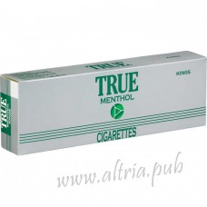 True Menthol Kings [Soft Pack]