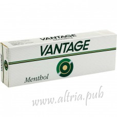 Vantage Menthol Kings [Box]
