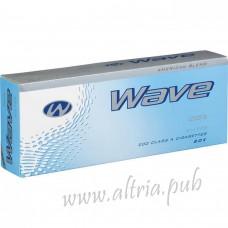 Wave Silver 100's [Box]