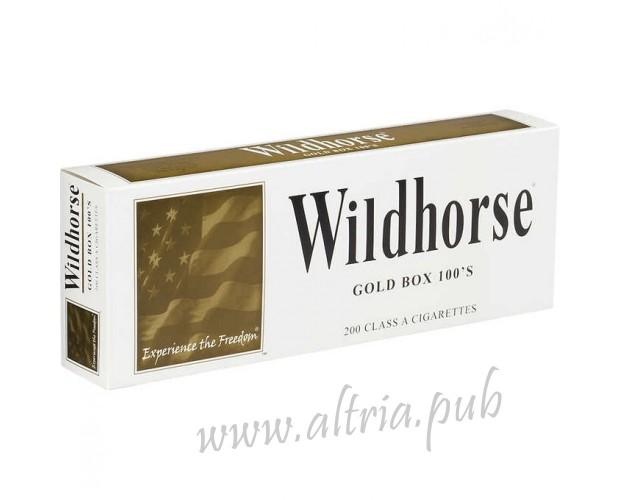 Wildhorse Gold 100's [Box]