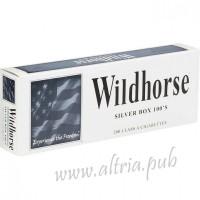 Wildhorse Silver 100's [Box]