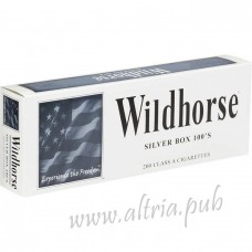 Wildhorse Silver 100's [Box]
